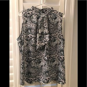 Ann Taylor Factory Tops - Ann Taylor Factory woman's dress top/shell.
